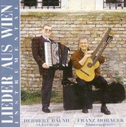 Lieder aus Wien instrumental (Front)